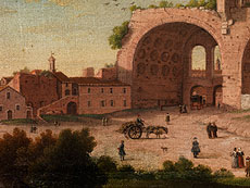 Detailabbildung: Italienischer Maler des ausgehenden 18. Jahrhunderts