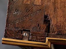 Detail images: Bedeutender Sekretär von Adam Weisweiler