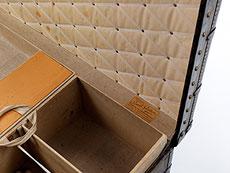 Detail images: Louis Vuitton-Überseekoffer