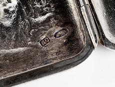 Detail images: Zigarettenetui