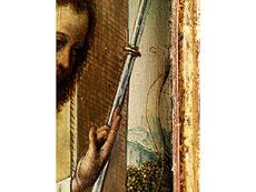 Detail images: Niederdeutscher/ rheinischer Meister um 1500