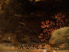 Detail images: Monogrammist A.W. des 17. Jahrhunderts