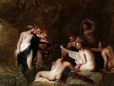 Detail images: Hendrik van Balen, 1575 - 1632, zug./ Nachfolge des