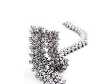 Detail images: † Brillantcollier aus zwei Armbändern