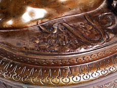 Detail images: Antonin Mercié, 1795 - 1875