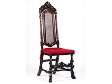 Detailabbildung: Englischer Stuhl