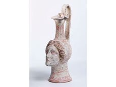 Detail images: Antike Oinochoe
