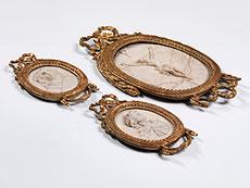 Detail images: Johann Peter Wagner, 1730 - 1809 Würzburg