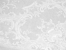 Detail images: Tafeltuch mit feinstem Blumenmuster