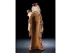 Detail images: Museale Salzburger Madonna