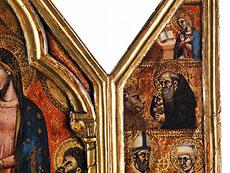 Detailabbildung: Triptychon