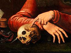 Detail images: Joos van Cleve, 1485 - 1540, in der Nachfolge des