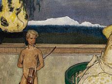 Detail images: Fritz Erler, 1868 Frankenstein - 1940 München