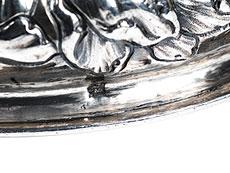 Detail images: † Deckelpokal