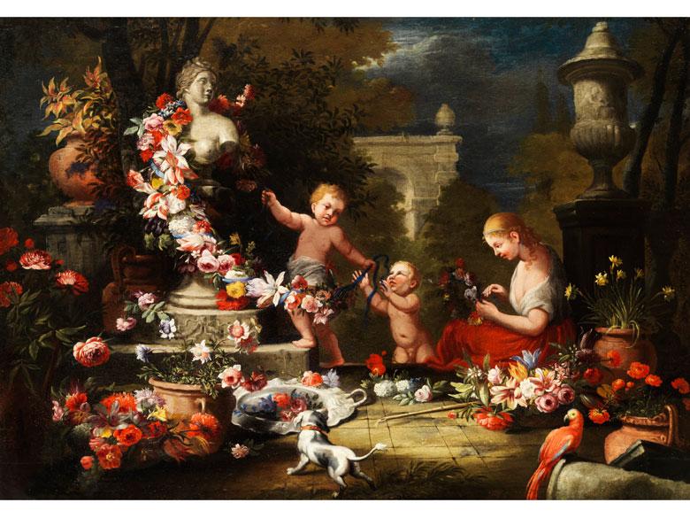 Abraham Brueghel, 1631 - 1690