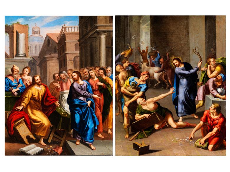 Römischer Maler des 17. Jahrhunderts