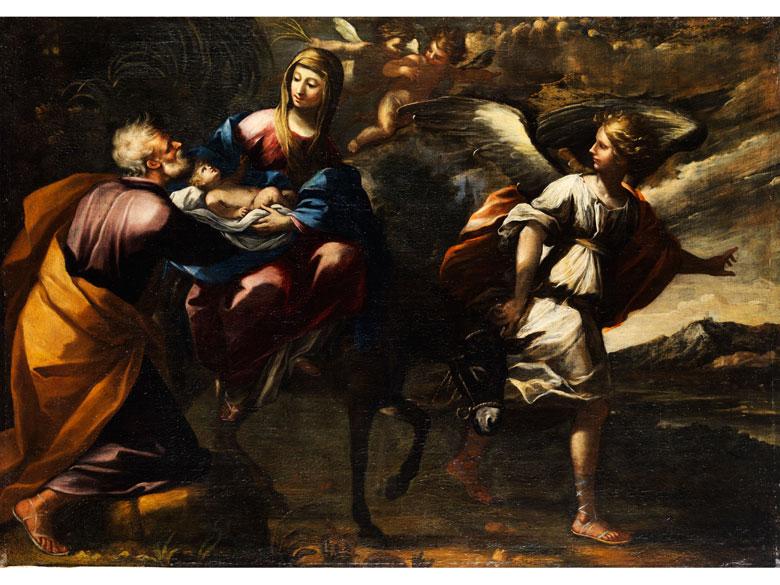 Giovanni Andrea Donducci, genannt Il Mastelletta, 1575 Bologna - 1655