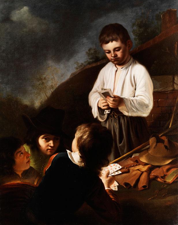 Gebrüder Le Nain, Louis Le Nain, 1593 Laon - 1648 Paris Antoine Le Nain, 1588 Laon - 1648 Paris Mathieu Le Nain, 1607 Laon - 1677 Paris