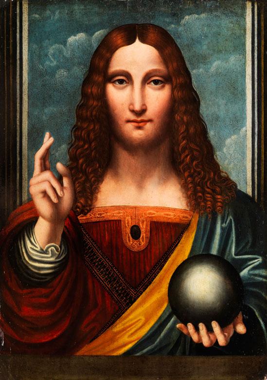 Norditalienischer Maler um 1500, in der Nachfolge von Bernardino Luini und der Leonardo-Schule