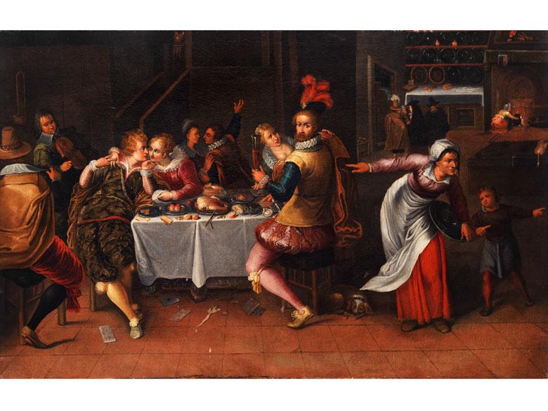 Flämische Schule des 17. Jahrhunderts, Umkreis Frans Francken