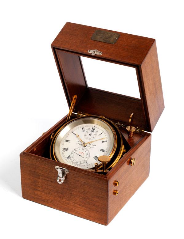 Marinechronometer, Ulysse Nardin