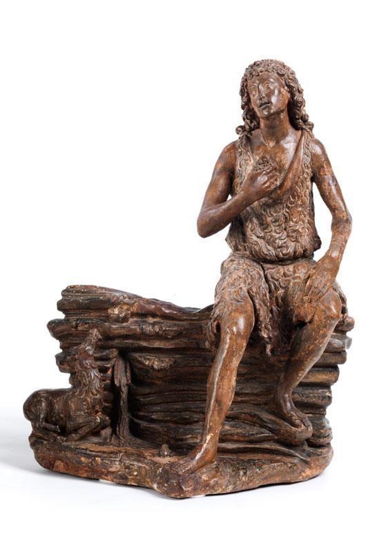 Italienischer Bildhauer in der Stilnachfolge der Sansovino-Werkstatt