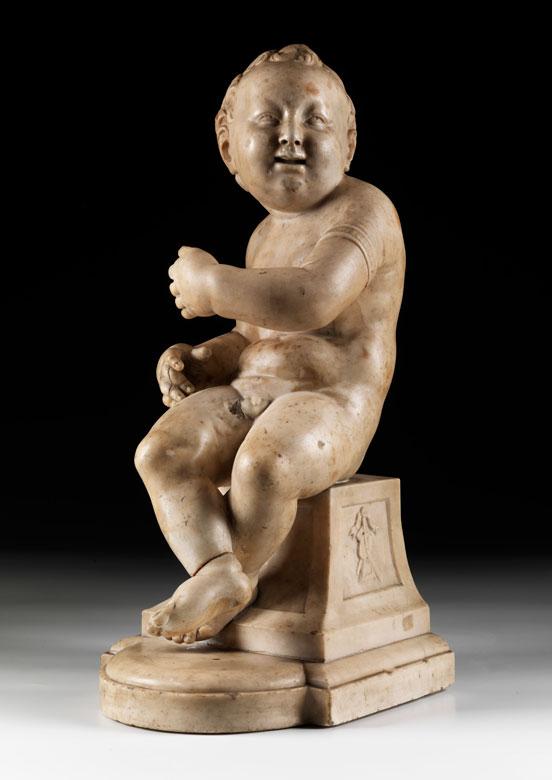 Italienischer Bildhauer in Stilnachfolge/ Umkreis des Luca della Robbia, 1400 - 1481