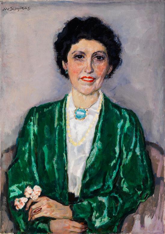 Jan Sluyters, 1881 - 1957