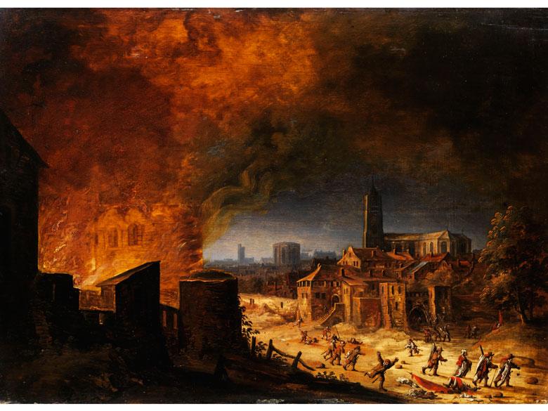 Hendrick Avercamp, 1585 - 1664