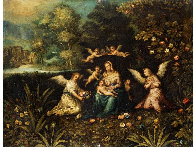 Flämischer Maler in der Stilnachfolge von Jan Brueghel