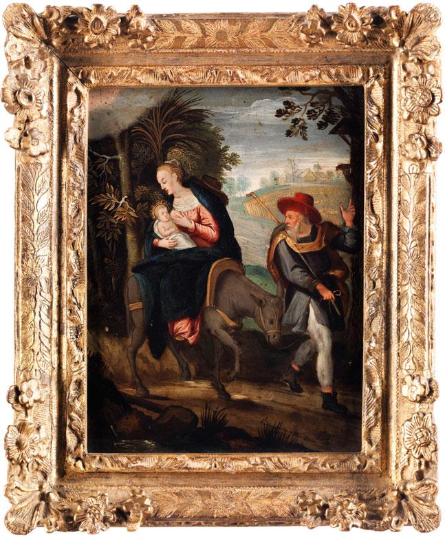 Marten de Vos, 1532 Antwerpen - 1603 Antwerpen, zug.