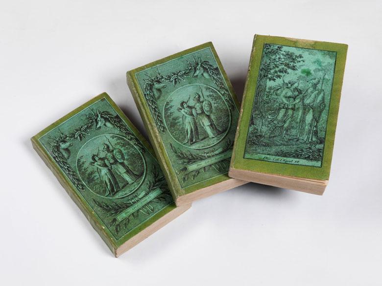 Wildungen, L. C. E. H. F. von. Weidmanns Feierabende, ein neues Handbuch fur Jäger und Jagdfreunde