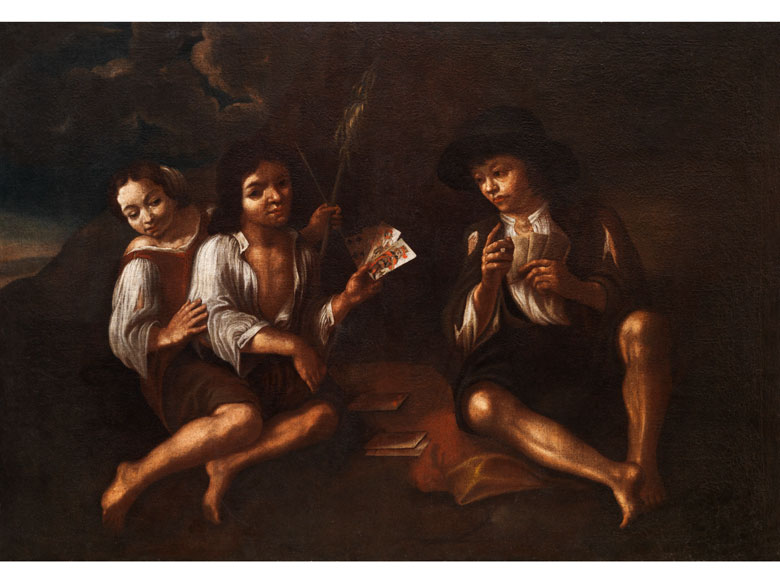 Maler der römisch-neapolitanischen Schule des 17. Jahrhunderts