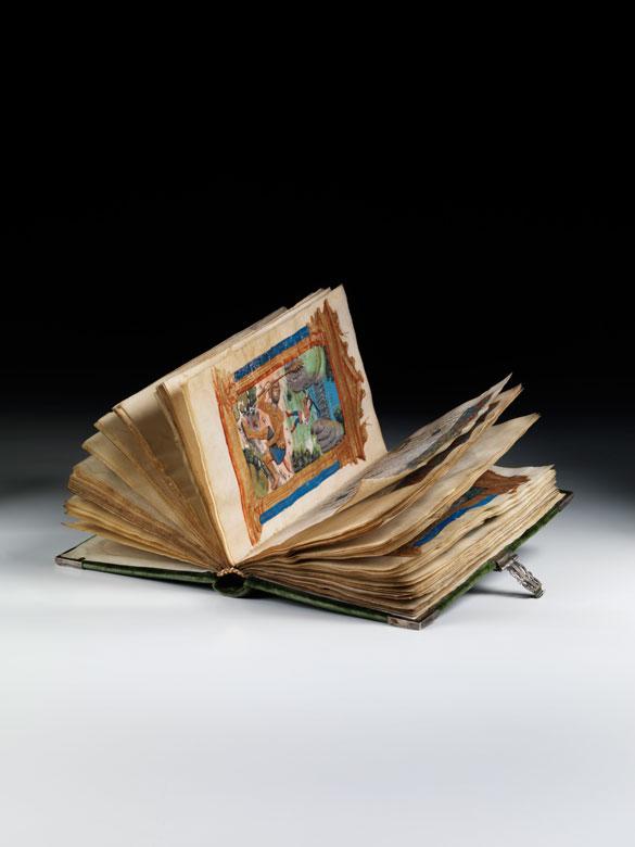 Meister von Gotha - Stundenbuch für den Gebrauch von Rom