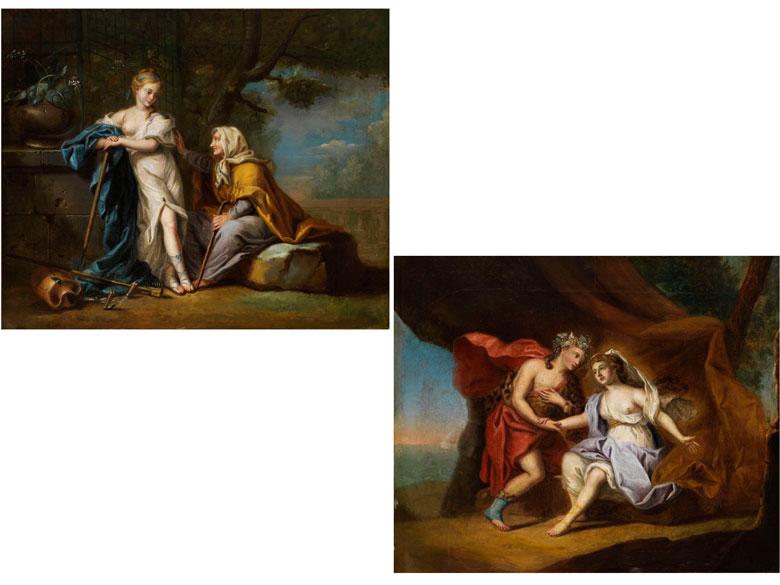 Maler der französischen Schule