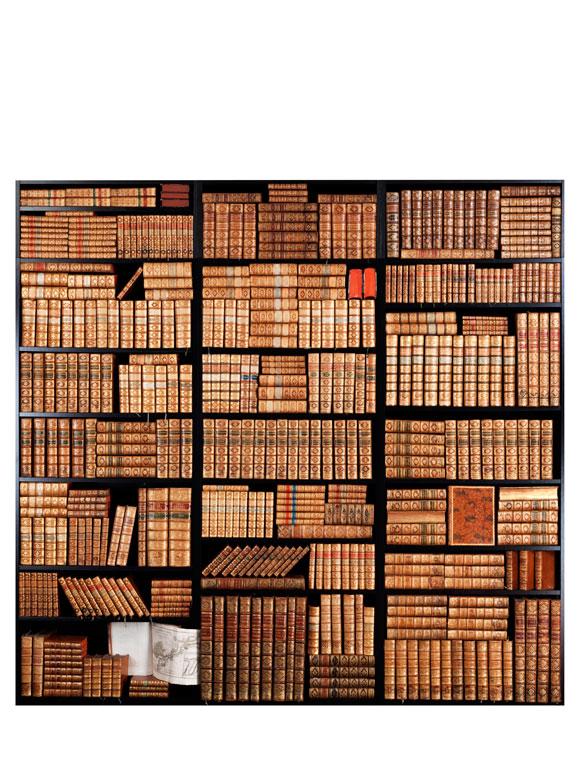 Eine Bibliothek aus süddeutschem Adelsbesitz