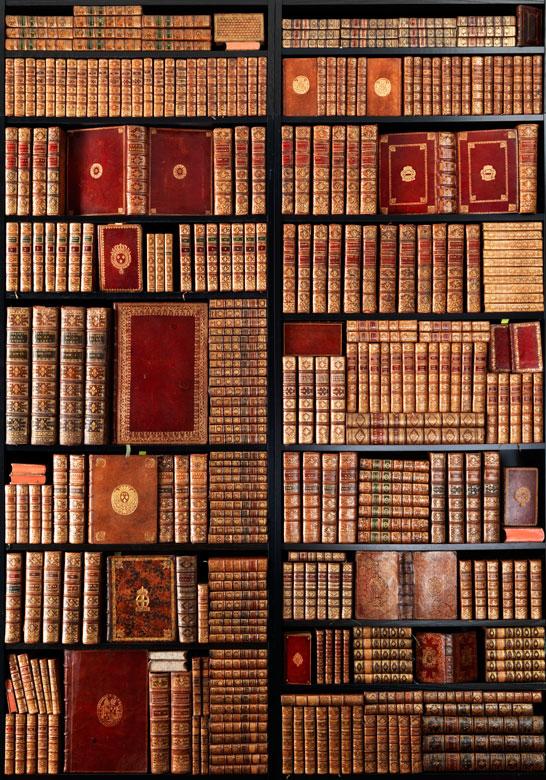 Bibliothek Nr. 2, Teil I Library No. 2, Part 1