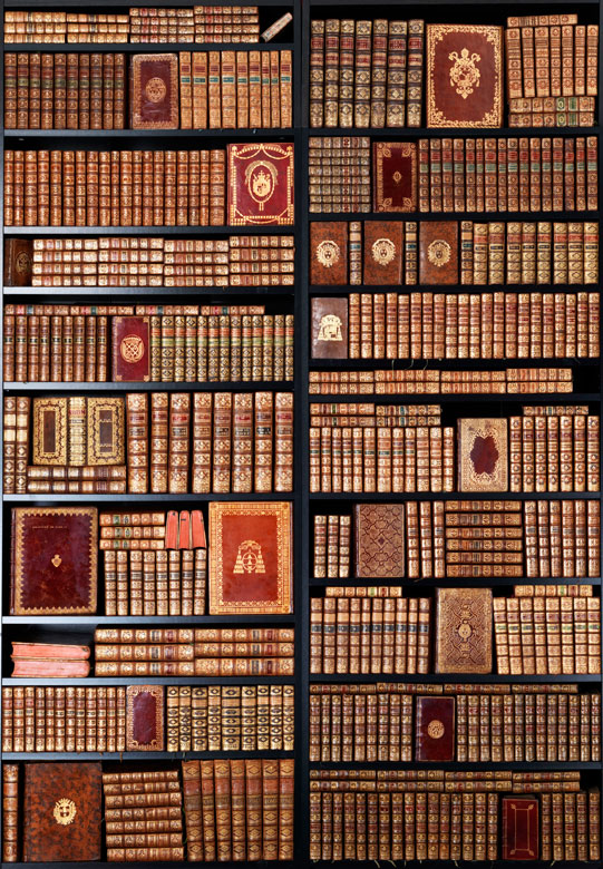 Bibliothek Nr. 2, Teil II Library No. 2 ,Part 2