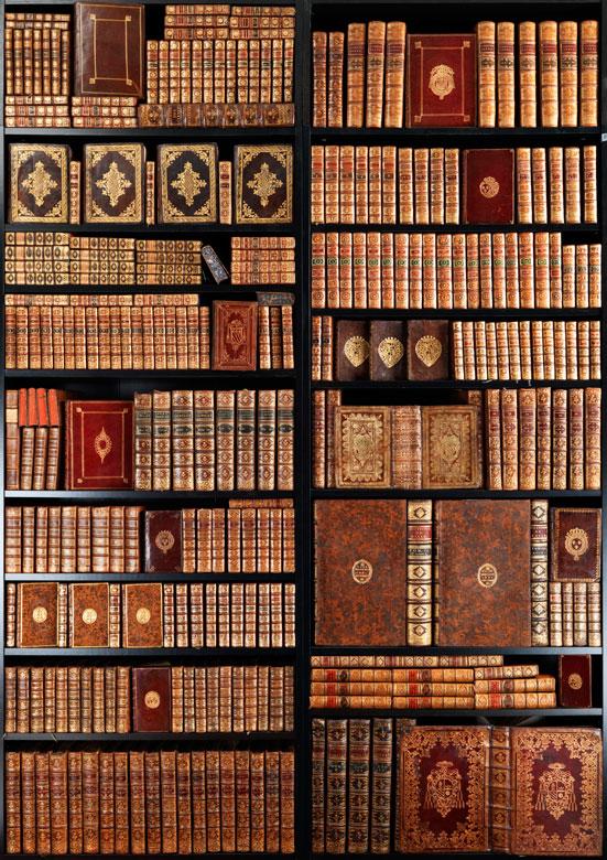 Bibliothek Nr. 2, Teil 3 Library No. 2, Part 3