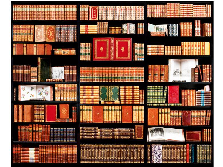 Bibliothek No. 3