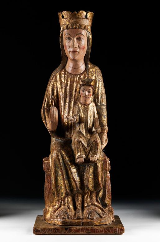 Heilige Jungfrau mit Kind