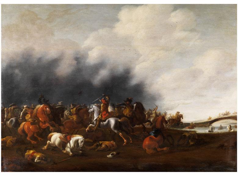 Jan Jacobsz van der Stoffe, 1611 Leyden - 1682, zug.