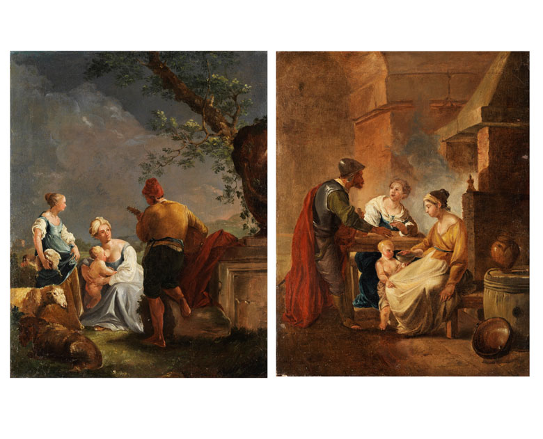 Jean-Baptiste Charpentier, 1728 - 1806, zug.