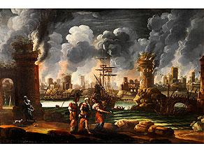 Detail images:  Marzio Masturzio, Italienischer Maler des 17. Jahrhunderts, zug.