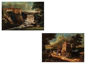 Detail images:  Italienischer Maler des 17./ 18. Jahrhunderts