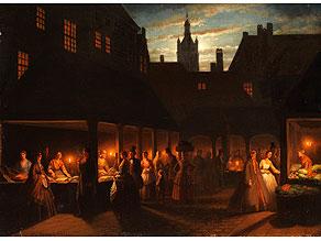 Johann Mongels Culverhouse, 1820 - 1891 Holland