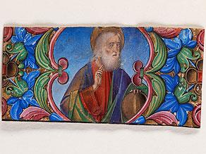 Detail images:  Segnender Gott