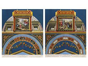 Detail images:  Raffael