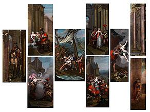 Detail images:  Maler des 17./ 18. Jahrhunderts