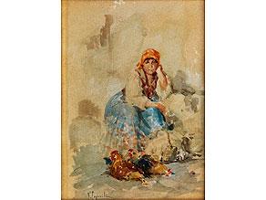 Detail images:  Vincenzo Caprile, 1856 - 1936